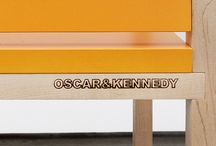 Oscar&Kennedy Art, Objects + Furniture / Oscar&Kennedy handmake modernist furniture, art + objects in East Vancouver, Canada. See more of their work at oscarandkenney.com!
