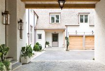 Driveways and Garage Doors / by Brooke Wise