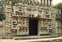 Mesoamerican architecture & sculpture