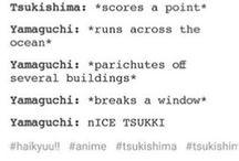 Tsukki/Yamaguchi
