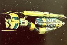 Spaceships!