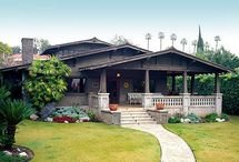 Craftsman Bungalows, art and crafts style