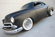 Chevrolet deluxe, styline, bel air 1951-1952