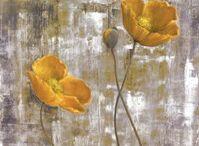 Marigold Colored Art