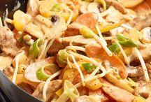 Dinner mit Freunden / Du bist auf der Suche, nach dem perfekten Rezept für deinen Dinnerabend mit Freunden? Hier wirst du sicher fündig. Lasst es euch schmecken.