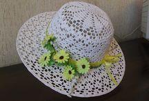 Tejidos de sombreros