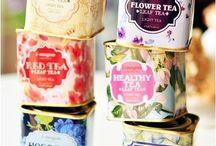 Coffes&Tea tin