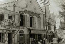 Historic Photos of Barbados
