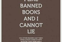 Banned Books Week / Every September libraries across the country celebrate our freedom to read by highlighting books and other resources that have been banned or challenged.