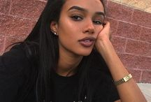 makeup glossy