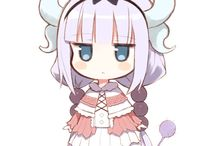 Kobayashi no maid dragon