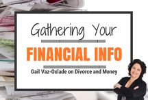 Financially Savvy / I admire the advice of Gurus like Gail Vaz Oxlade and Suzie Orman - I need all the help I can get!