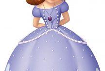 Princesante  Sofía.
