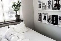 • BEDROOM • / bedroom inspo