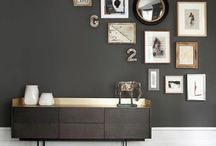 Wall decor and paint
