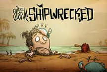 PC Games #12 Don't Starve & Together & Shipwrecked & Reign of Giants
