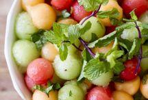 Colourful Salads