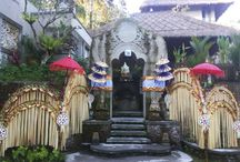 Balinesische Hochzeitszeremonie