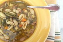 Recipes - soups & stews / by Micaela Torregrosa-Mahoney