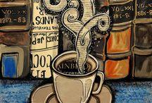 Kaffe mit Kunst