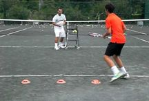 Video tennis