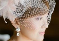 bridals veils / by Debbie Tmfa