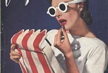 Vintage covers / Vintage covers , Vogue