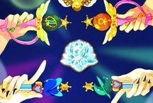 Sailor moon / by Brittney Benton