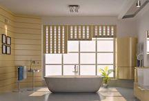 Badkamers / Moderne en klassieke badkamers