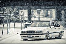 I know, I know; It's a Volvo......but I like it!