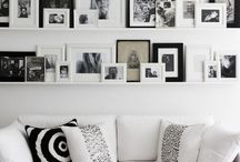 Hanging pictures / Decorating