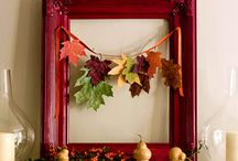 fall decorating / by April Cooper