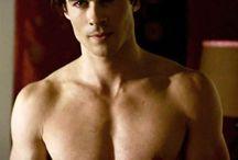 i just love looking at him / by Amanda Cheyenne