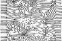 linie struktury