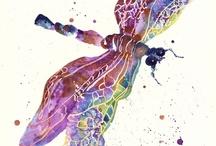 watercolor / Акварельные эскизы, зарисовки