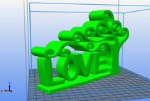 Fichier 3D imprimable / La collection des non fichiers au format STL prêt pour une impression 100 % réussie
