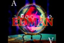 ART GALLERY EDMAN Arte e foto / Biografia Edman - foto gallery video