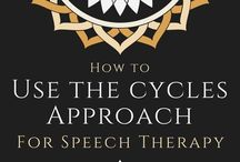 Cycles for Phonology / Resources for using the cycles approach to phonology