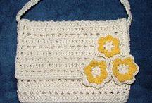 Tudo em crochê / roupas, acessórios, utilidades, decoração e customização com crochê