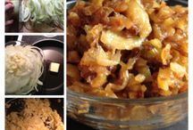 Recipes: Side Dishes- Onion / by Alli Johnson