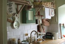 Kitchens / by Annette Hollingsworth