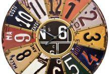 Klokken / Klokken in de collectie van Robin Design