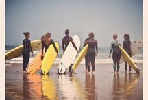 Our girlie surf camps