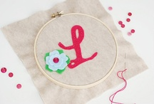 Cross-Stitching & Embroidery