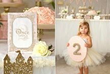 Ava's 3rd Birthday ideas