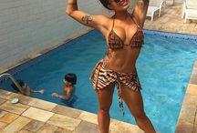 Aline Riscado / brazilian dancer