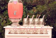 Birthday Party Drinks / by Debby Anderson