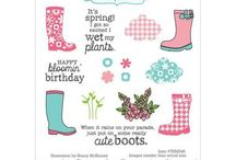 Taylored Expressions / Stamps, Dies & Embossing Folders - product and card ideas!