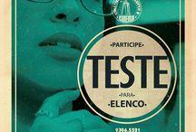 Teste para Elenco de Cinema no IESAM / Fazendo teste de ator para cinema no Super 8, https://www.facebook.com/coletivosuper8?ref=stream&hc_location=timeline no laboratório de Audiovisual da Estácio – IESAM https://www.facebook.com/iesamoficial?fref=photo