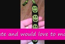 friendship bracelets / by r m